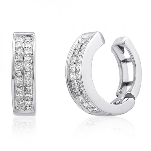 1CT  Princess Le-1642  1.00CT G-H/SI2-I1 ()