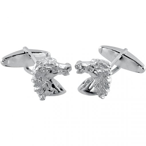 Spirit of the Andalusian Breed Cuff Links