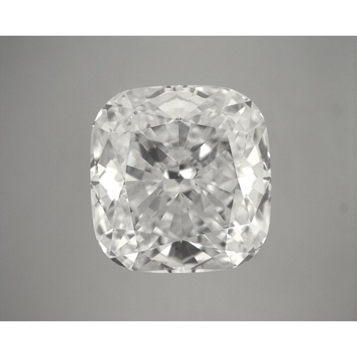 2.01 Carat Cushion Modified Cut Loose Diamond GIA Certified D VS2