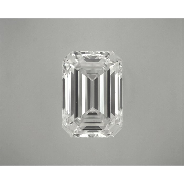 1.01 Carat Emerald Cut Loose Diamond GIA Certified D VS2