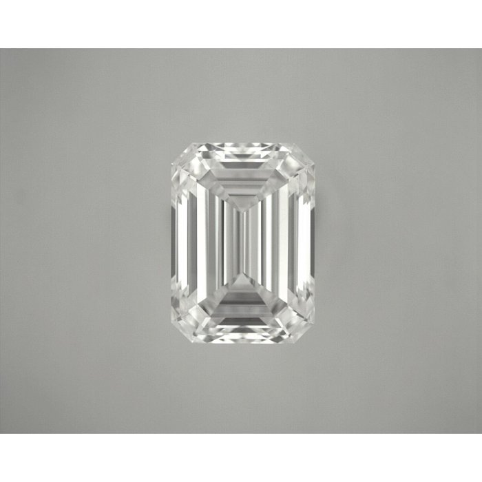 0.78 Carat Emerald Cut Loose Diamond GIA Certified G VVS2