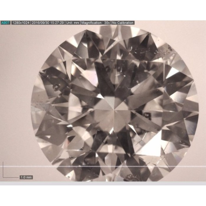 1.50 Carat Round Cut Loose Diamond GIA Certified E SI2