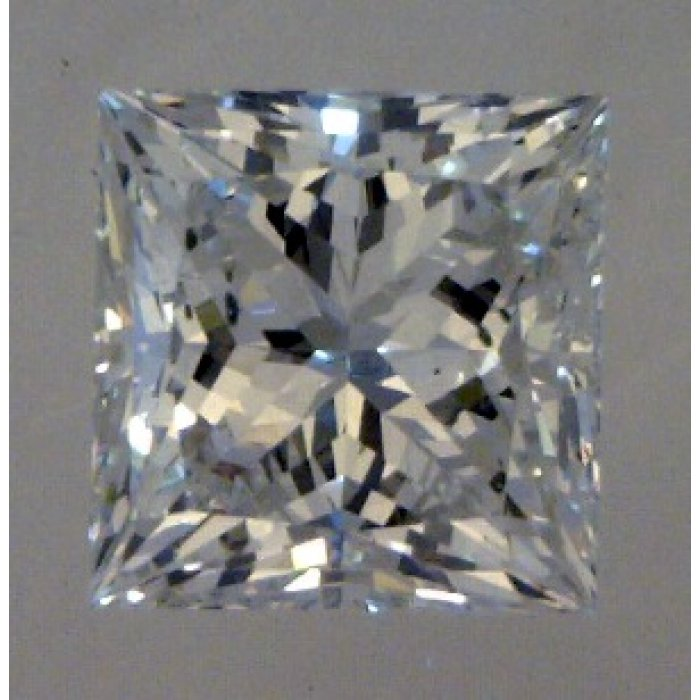 1.03 Carat Princess Cut Loose Diamond GIA Certified H SI1