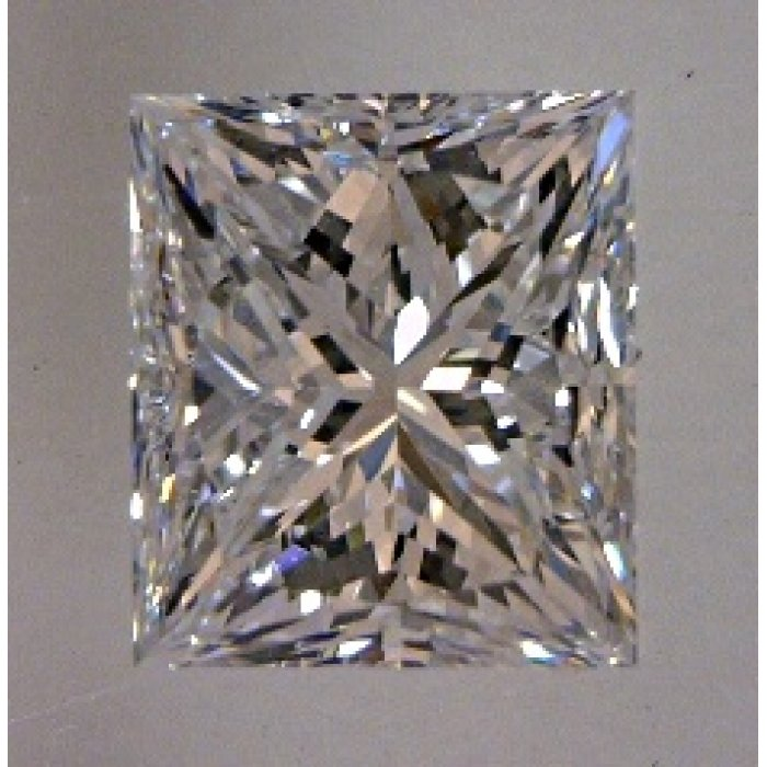 1.01 Carat Princess Cut Loose Diamond GIA Certified E VS1