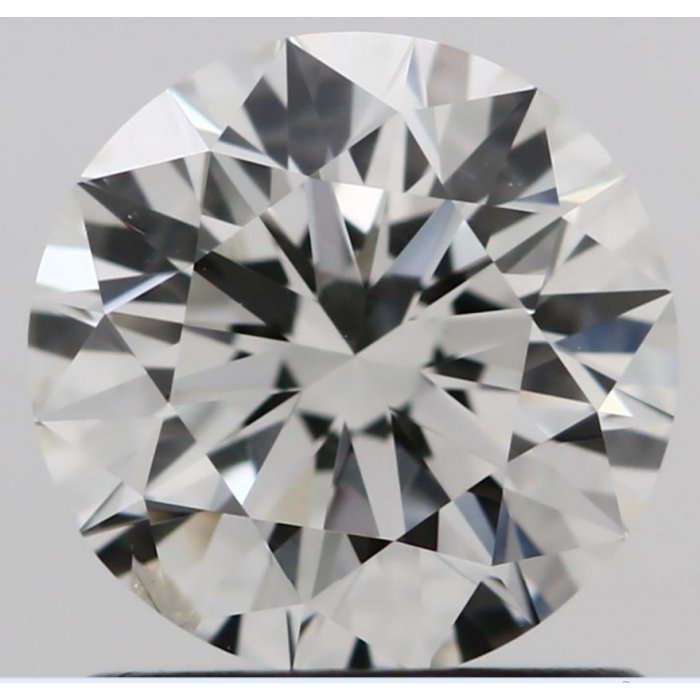 1.01 Carat Round Cut Loose Diamond GIA Certified G SI2