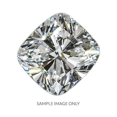 1 6 Carat Cushion Loose Diamond